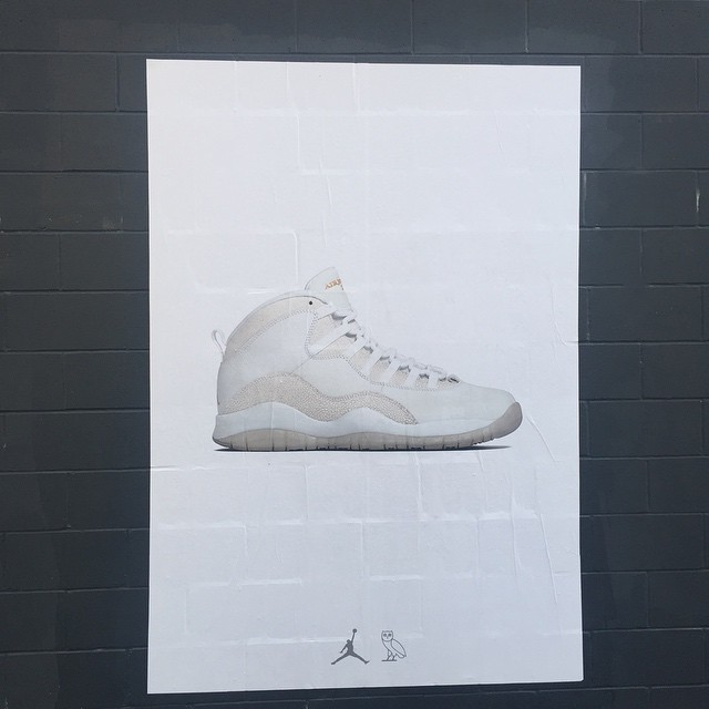 Air Jordan & Drake Announce When They Will Release The OVO Stingray Shoes