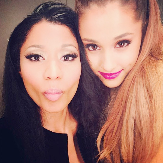 Ariana Grande & Nicki Minaj Side To Side Collaboration Goes Double Platinum