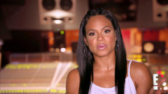 Behind The Scenes Of Christina Milian & Snoop Dogg Like Me Video