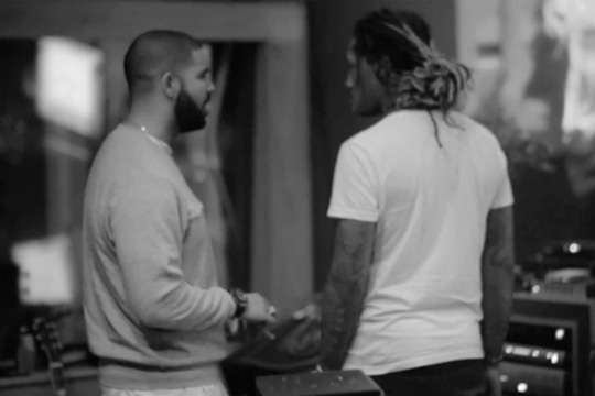 Behind The Scenes Of Drake & Future What A Time To Be Alive Studio Session