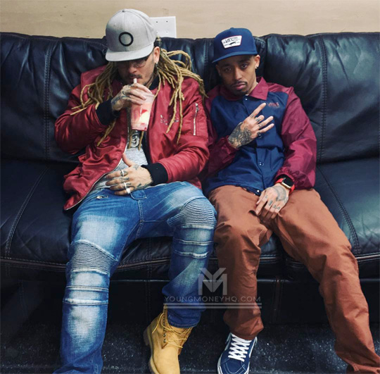 Behind The Scenes Of Fox Coat & Cory Gunz 4th Video
