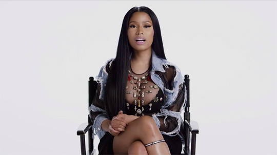 Behind The Scenes Of Nicki Minaj & Glu Mobile Inc The Empire App