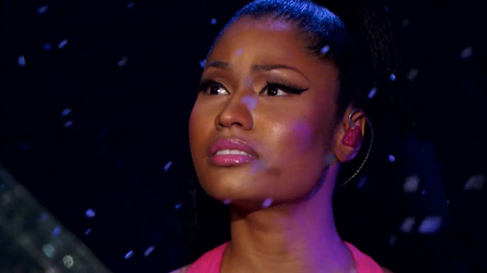 BET Announce The Pinkprint The Nicki Minaj Concert Movie Special