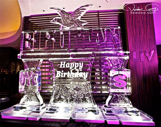 Birdmans Birthday Celebration At LIV In Miami