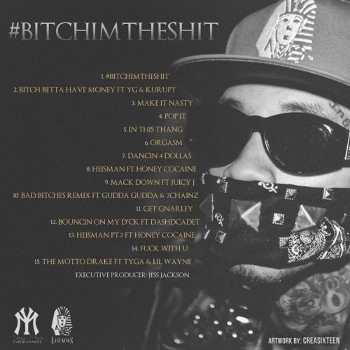 Tyga BitchImTheShit Mixtape Download