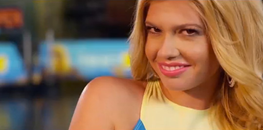 Chanel West Coast Stars In Clinton Sparks & TI UV Love Music Video