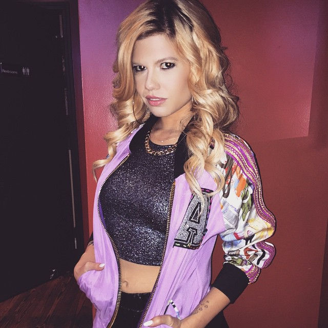 Chanel West Coast Debuts A New Song At Jam In The Village Showing Off Her Singing Skills