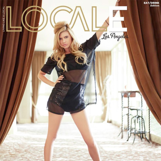 Chanel West Coast Speaks To Locale Magazine About Her Goals, Music, Acting & More