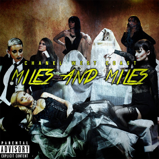 Preview Chanel West Coast Miles And Miles Music Video