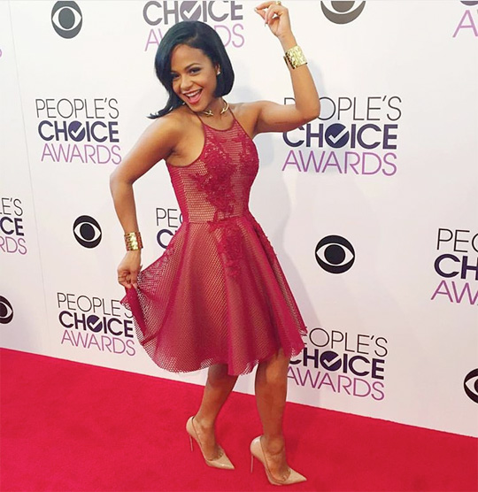 Christina Milian Talks 2016 Peoples Choice Awards Nomination & More With New You