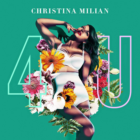 Christina Milian Releases Her 4U EP