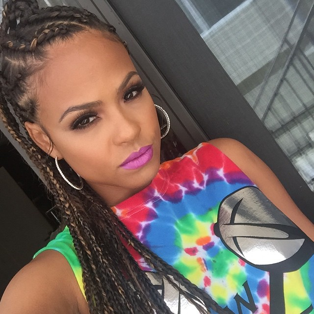 Christina Milian Talks Giving Advice To Karrueche, Reality TV, Clothing Line & More