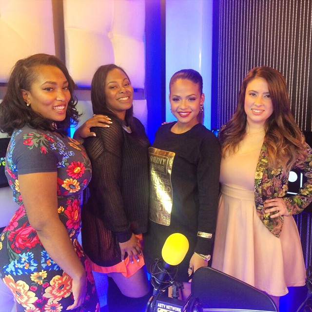 Christina Milian Appears On AfterBuzz TV To Discuss Her Upcoming Album & More