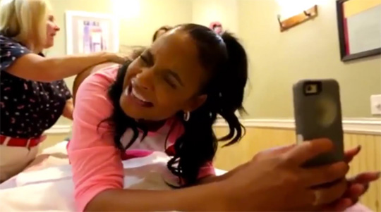 Christina Milian Gets Her Butthole Waxed & Bleached On Her Reality TV Show
