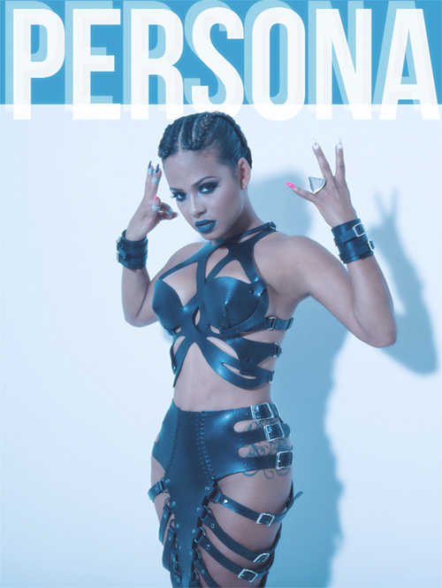 Christina Milian Covers Rebel Issue Of Persona Magazine