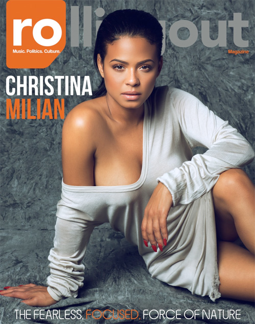 Christina Milian Covers Rolling Out Magazine, Talks Business Ventures, 4U EP & More
