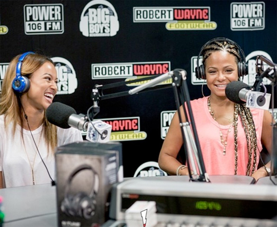Christina Milian & Karrueche Talk About Their Friendship, Lil Wayne & More