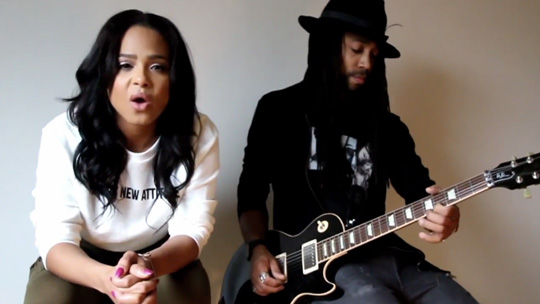Christina Milian Liar Acoustic Video