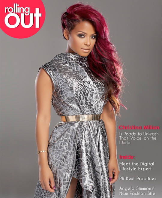 Christina Milian Chats About Young Money To Rolling Out