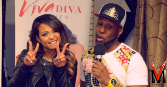 Christina Milian Talks With Vocab Magazine About Viva Diva Wines, Music, TV, Upcoming Projects & More