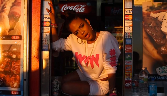 Christina Milian We Aint Worried Promo Video