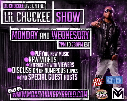 The Lil Chuckee Show Airs Today