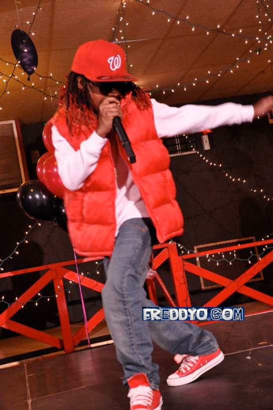 Pictures Of Lil Chuckee At OMG Girlz Release Party & Toydrive For Underpriveleged Kids