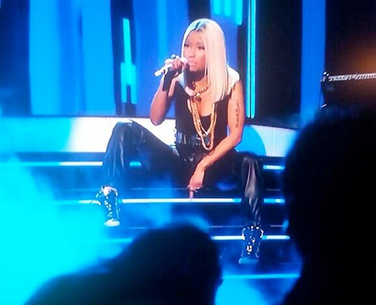 Ciara & Nicki Minaj Perform Im Out At 2013 BET Awards