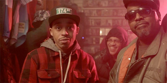 Cory Gunz 174th Music Video