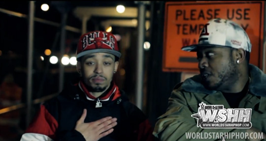 Cory Gunz Feelat Feat Mack Maine Music Video