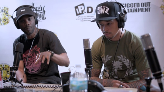 Cory Gunz Says His Krimindal Minded Project Will Pay Homage To KRS-One