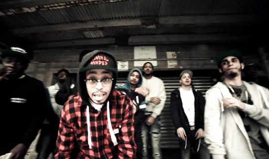 Cory Gunz & Lucci Louhoe Panda Freestyle Music Video
