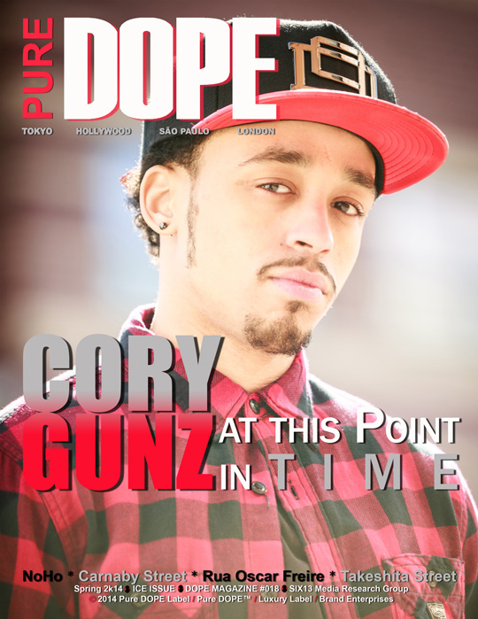 Cory Gunz Covers Pure DOPE Magazine, Talks Kriminal Minded EP & More