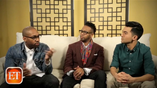 DeWayne Woods & PJ Morton Discuss & Perform Never Be The Same Single