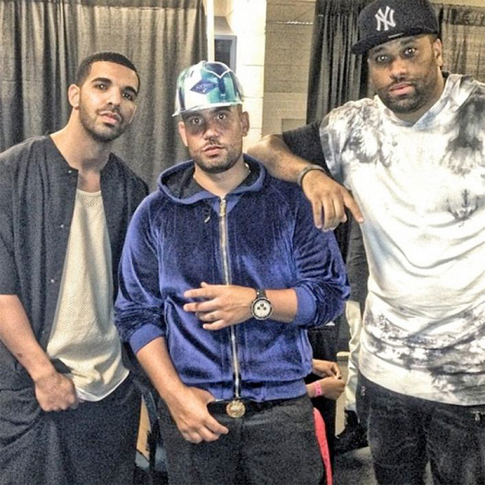 DJ Drama Compares Drake To LeBron James