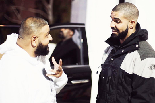 DJ Khaled Announces New Collaboration With Drake On Grateful