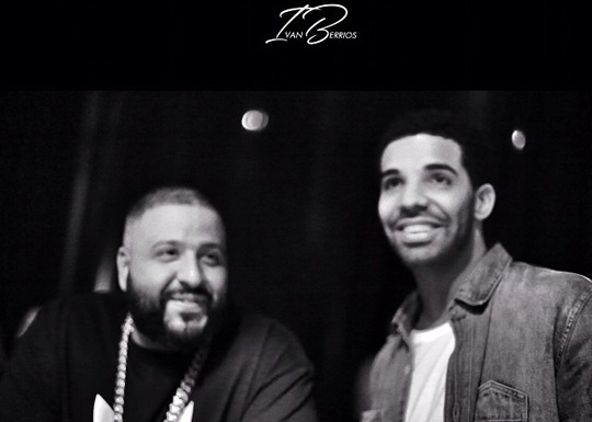 DJ Khaled Backstage & Performing Live With Drake At The 2014 OVO Festival