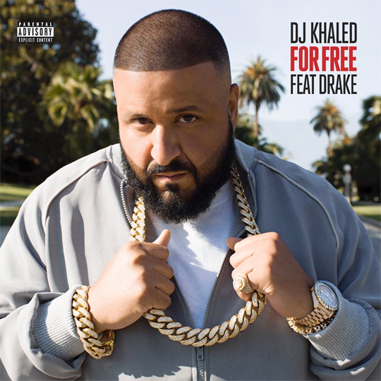 DJ Khaled & Drake For Free Single Goes Platinum
