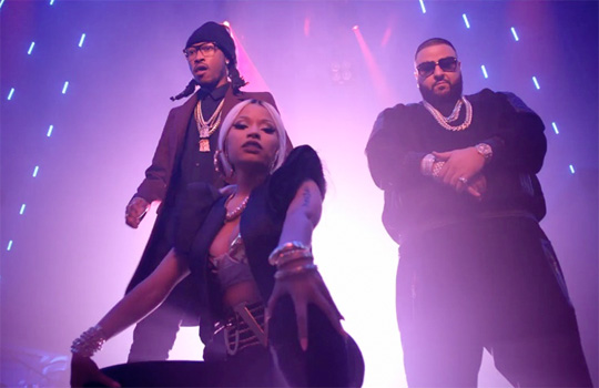 DJ Khaled I Wanna Be With You Feat Nicki Minaj, Future & Rick Ross Music Video