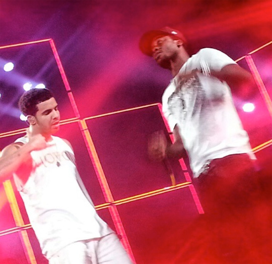 Drake Performs At 2012 OVO Festival In Toronto