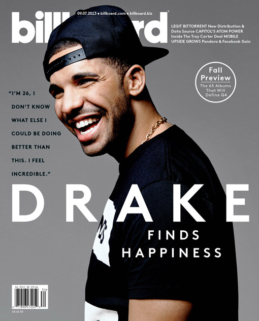 Drake Covers Billboard Magazine, Addresses Kendrick Lamar Control Verse