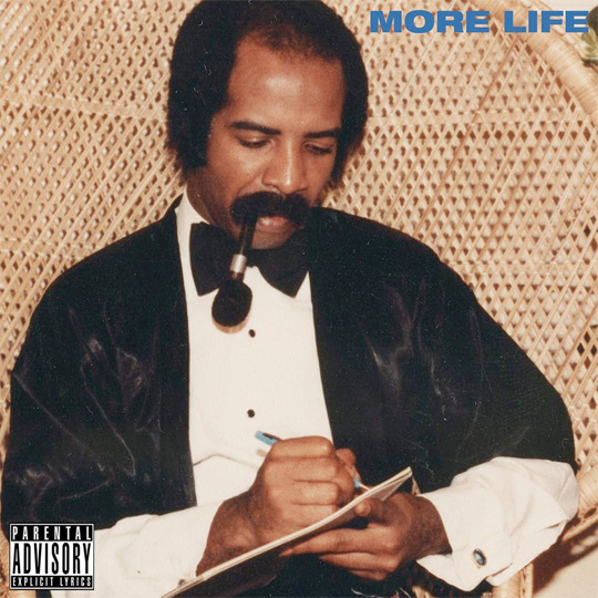 Drake Reveals The Artwork For His More Life Project