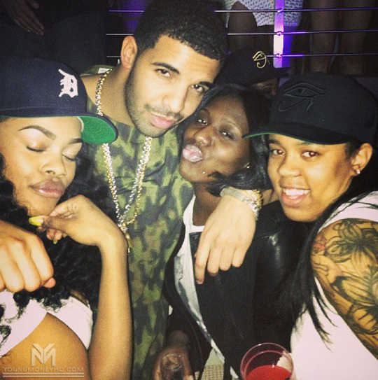 Drake Attends & Performs At STORY Nightclub In Miami