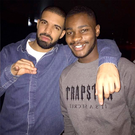 Drake Brings Out Dave + Krept & Konan During A London Stop Of His The Boy Meets World Tour