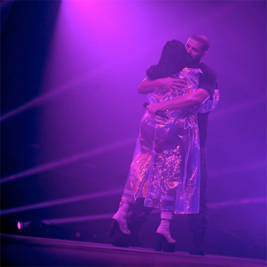 Drake Brings Out Nicki Minaj On The Second Paris Stop Of His The Boy Meets World Tour