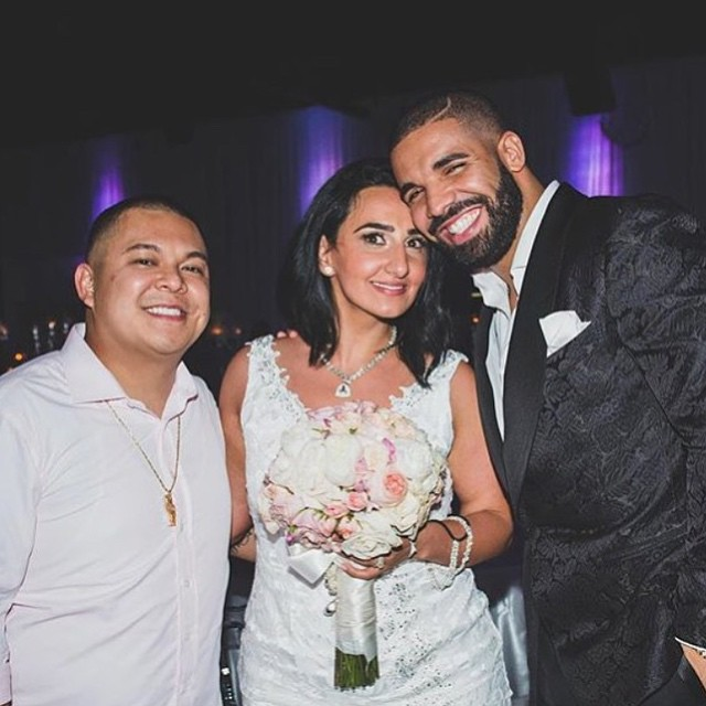 Drake Debuts A New Track At His Barbers Wedding In Toronto