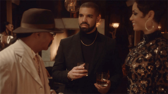 Drake & His Father Dennis Graham New Virginia Black Commercial With Nicole Murphy