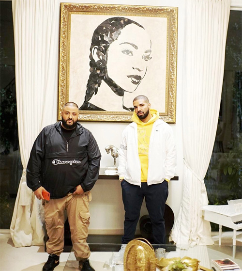 Drake & DJ Khaled Hit Up The Studio With Cool & Dre