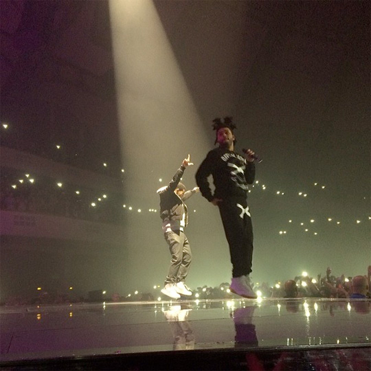 Drake Kicks Off European Leg Of Would You Like A Tour In Frankfurt Germany