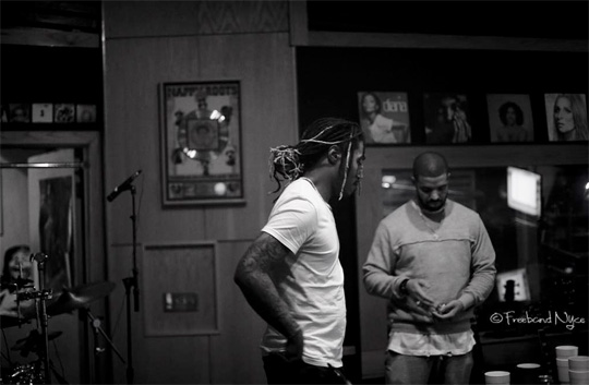 Drake & Future Diamonds Dancing Collaboration Goes Platinum